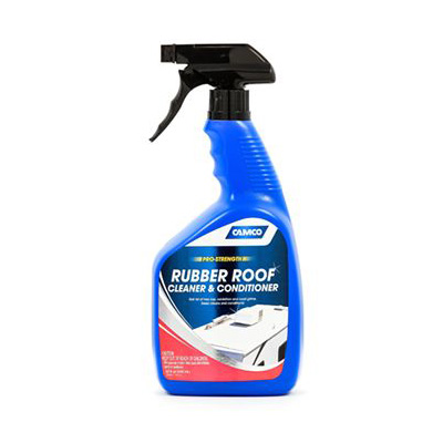 Rubber Roof Cleaner - Camco Rubber Roof Cleaner & Conditioner 32 Ounces