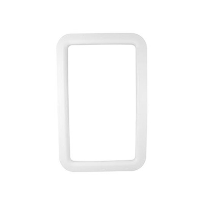 Entrance Door Window Frame - Valterra Exterior Side RV Door Window Frame White