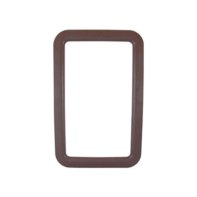 Entrance Door Window Frame - Valterra Exterior Side RV Door Window Frame Brown
