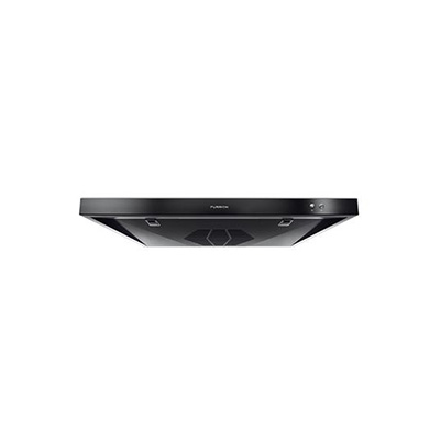 RV Range Hoods - Furrion Ducted RV Range Hood With LED Light 12V Stainless Steel
