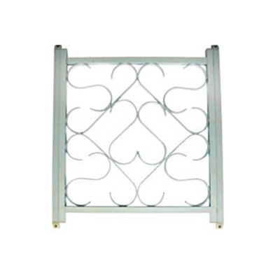 Screen Door Support - Camco Screen Door Deluxe Grille White