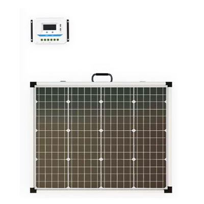 Solar Charger - Xantrex Portable 100W 10A Solar Charging Kit With Carry Case