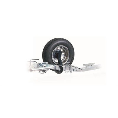 Spare Tire Carrier - Demco Tow Dolly Spare Tire Carrier - Black