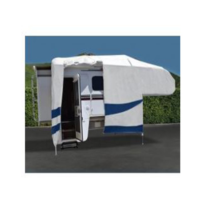 Truck Camper Cover - UV Hydro All Season Cover 8'L To 10'L With Queen Size Bed