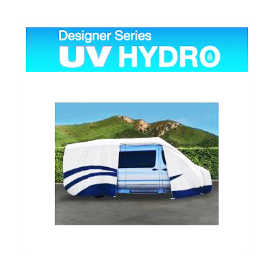 Van Cover - UV Hydro Designer Series Class B Van Cover Fits Mercedes Sprinter Up To 23'L