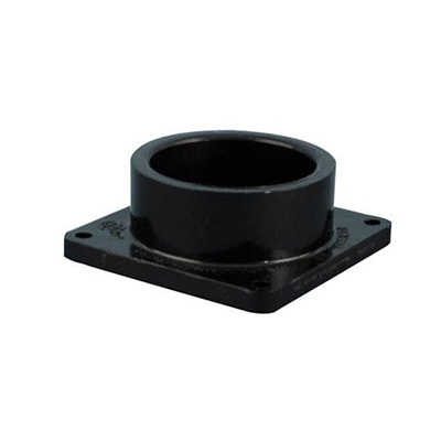 Waste Drain Valve Fittings - Valterra Flanged Waste Drain Valve Fitting With 1-1/2