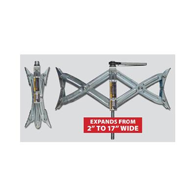 Wheel Chocks - Stromberg Carlson Tandem Axle T-Chock - 2 Per Pack